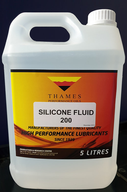 SILICONE OIL 200 cSt