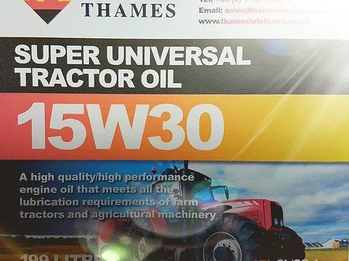 SUPER UNIVERSAL TRACTOR OIL 15W/30