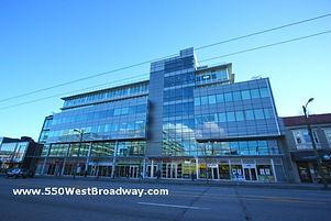 550 West Broadway, Vancouver, BC, V5Z 0A9