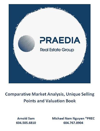 Praedia Marketing Analysis, Unique Selli
