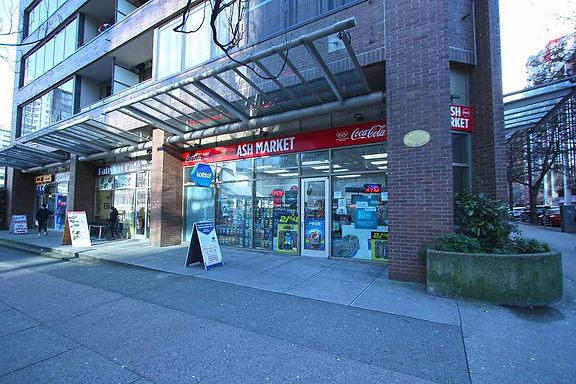 Ash Market 780 Nelson Street, Vancouver, BC, V6Z 1A8