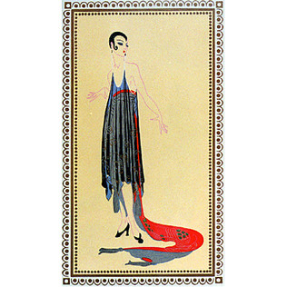 Circe 1979 Lithograph 14 1/2 x 18 1/4 in. The Vamps Portfolio 11/300 AP available 37/60 available Hand-signed and numbered