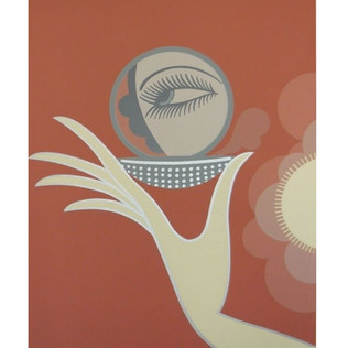 Compact Vanities Serigraph 21 x 17 in. 103/260 Hand-signed and numbered