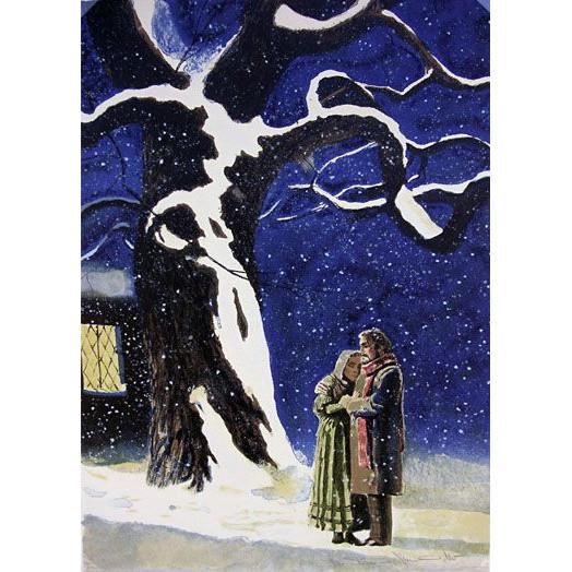 Jamie Wyeth 'La Boheme' 1978 Lithograph 197/250