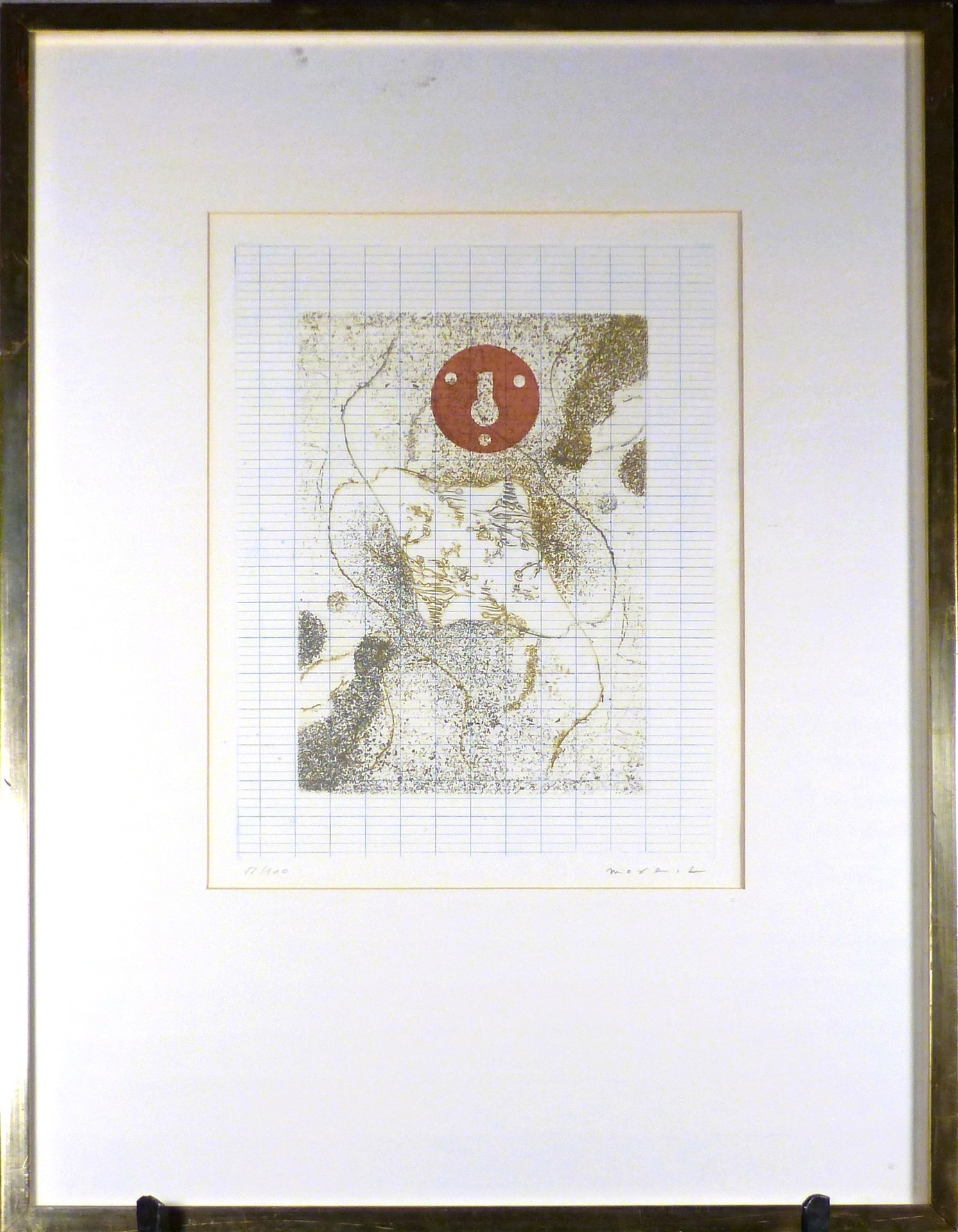 Invitation Au Voyage 1971 Etching and aquatint on paper 22 x 16 in. 55/100 Hand-signed and numbered