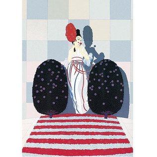 Lafayette Serigraph 31 x 23 in. 280/300 Hand-signed and numbered