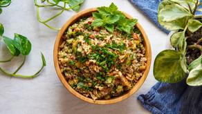 Yaz Sebzeli Kinoa Salatası