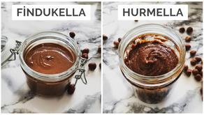 İki Farklı Sağlıklı Nutella: Findukella ve Hurmella!