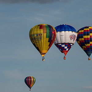 Chambley Air Ballon 2019
