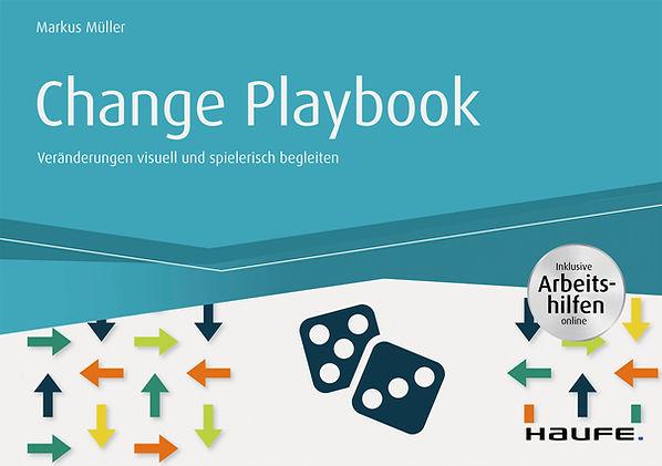 Change Playbook - Veränderungen visuell und spielerisch begleiten