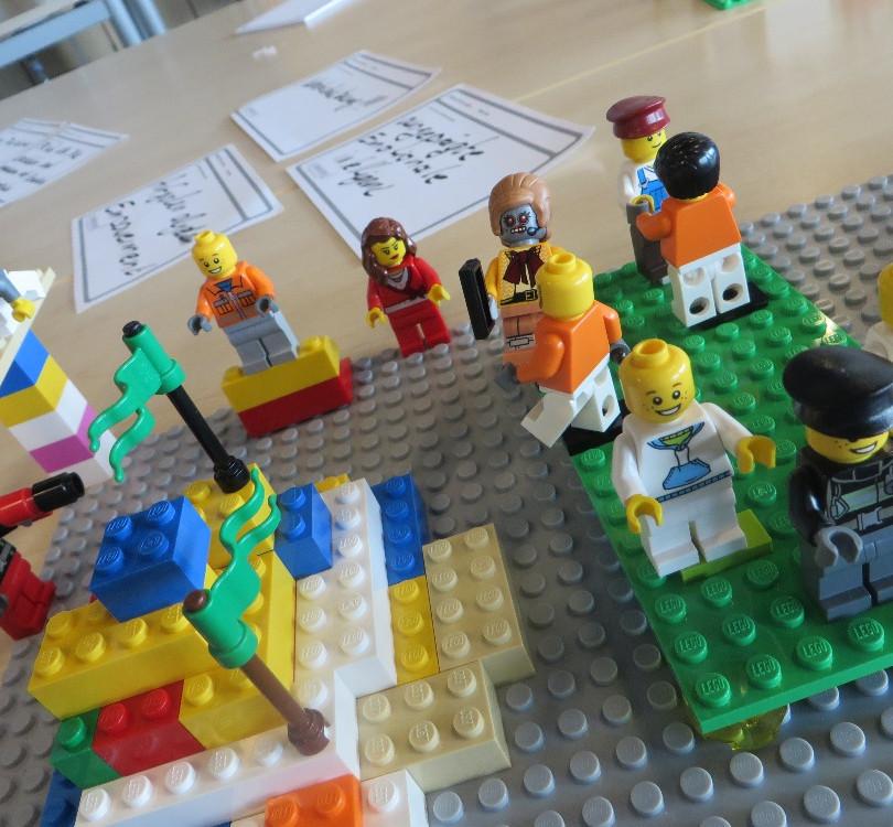 Leadership-Workshop mit LEGO