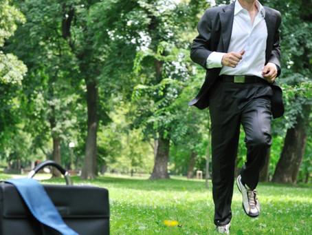 Unternehmensentwicklung auf sportliche Art – Teil 1