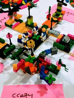 LEGO® SERIOUS PLAY® am Swiss Innovation Forum