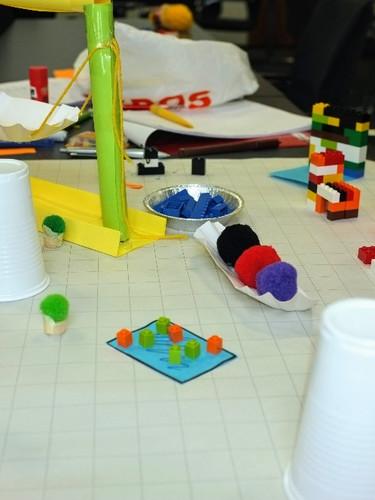 Pretotyping eines Innovationsraums