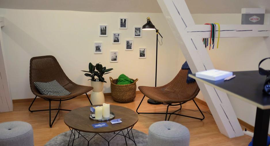 Lounge Ecke