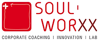 Soulworxx Logo - Corporate Coaching - Innovation - LAB