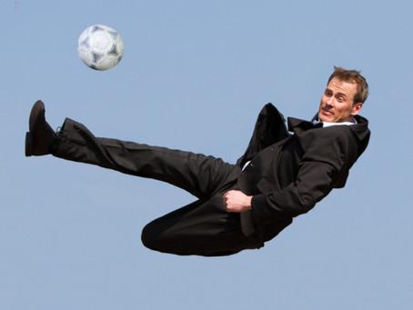 Unternehmensentwicklung auf sportliche Art – Teil 2