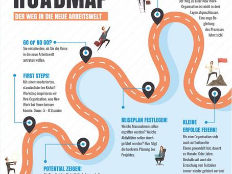 Roadmap für die neue Arbeitswelt