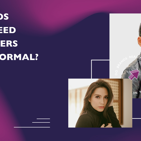 Do Brands Really Need Influencers in the New Normal Scenario?