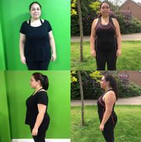 1 Year Fat Loss