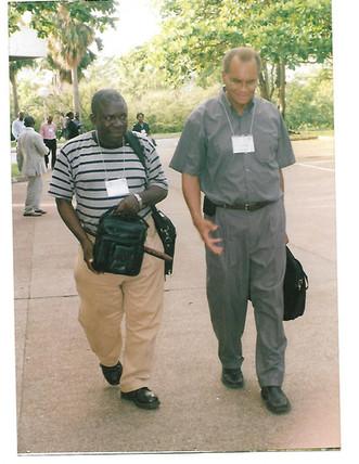 Fred Tamen and Richard Joseph