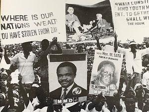 1991 Zambian Election Campaign