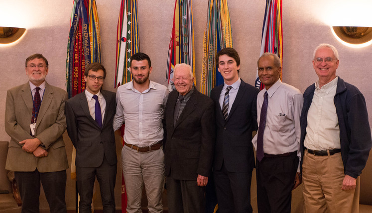 CLI Meeting With Pres. Carter 2017