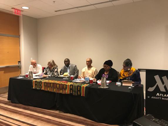 ASA 2018 Panel
