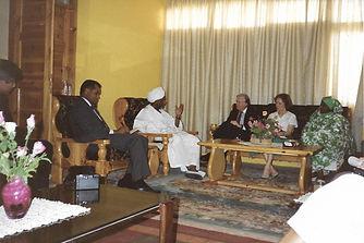 J. Carter. Turabi. Sudan. 1989.jpg