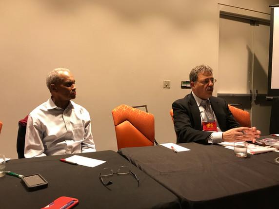 ASA 2018 Session on Ethiopia led by Richard Joseph and Larry Diamond