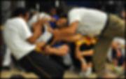 Expressive Capoeir angola game