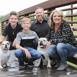 Teeter Family Portraits