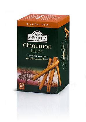 תה שחור קינמון 20 שקיות