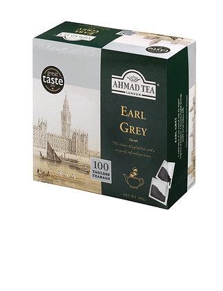 תה ארל גריי 100 שקיות