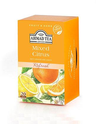 תה פירות הדר 20 שקיות
