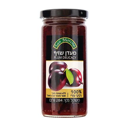 מעדן שזיף 100% רכיבי פרי