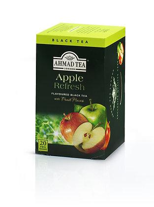 תה שחור תפוח 20 שקיות