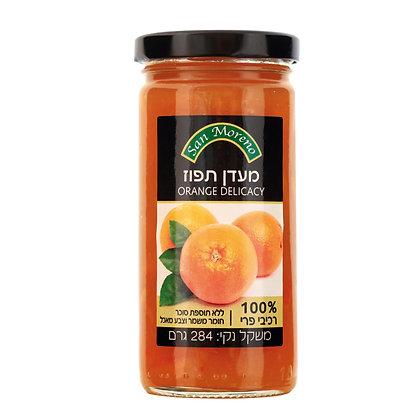 מעדן תפוז 100% רכיבי פרי
