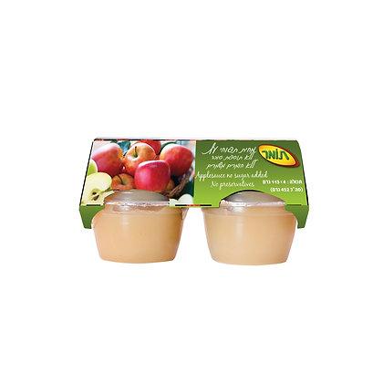 מחית תפוחי עץ ללא תוספת סוכר