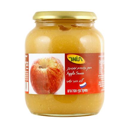 רסק תפוחי עץ ממותק 700 גרם