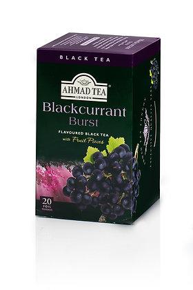 תה שחור דומדמניות 20 שקיות