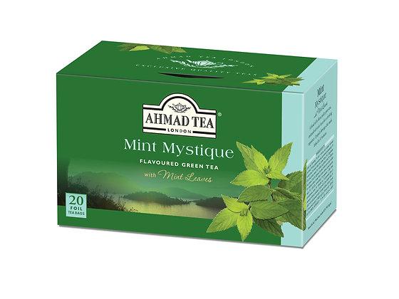 תה ירוק מנטה 20 שקיות