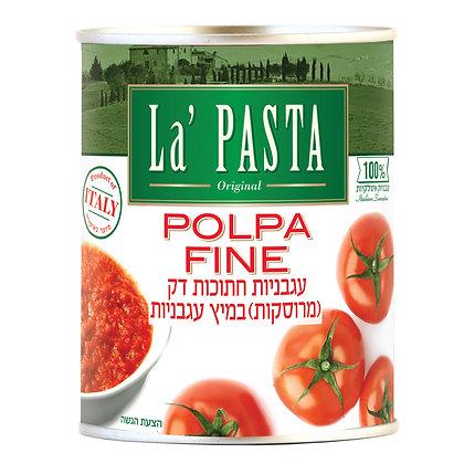 עגבניות חתוכות דק (מרוסקות) במיץ עגבניות
