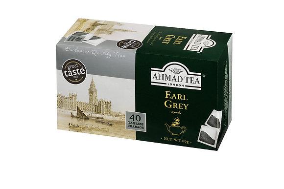 תה ארל גריי 40 שקיות