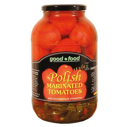 עגבניות כבושות 2 ליטר