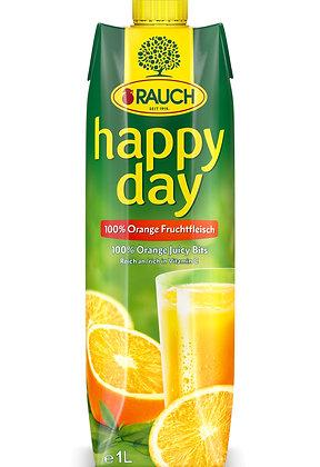 מיץ תפוזים 100% עם חתיכות פרי