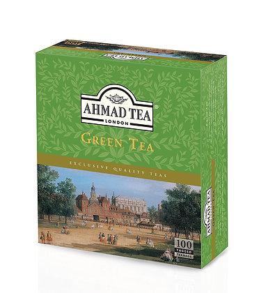 תה ירוק 100 שקיות