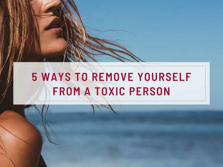 5 Tips To Handle A Toxic Relationship