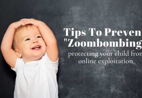 """""""Zoombombing"""" and Features To Protect Your Child"""
