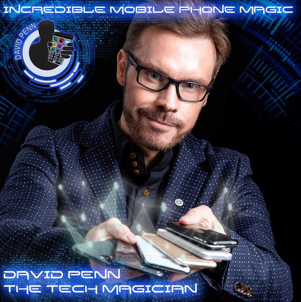David Penn - Tech Mobile Phone Magician